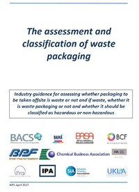 Press Release on Joint Industry Waste Packaging Assessment Guide